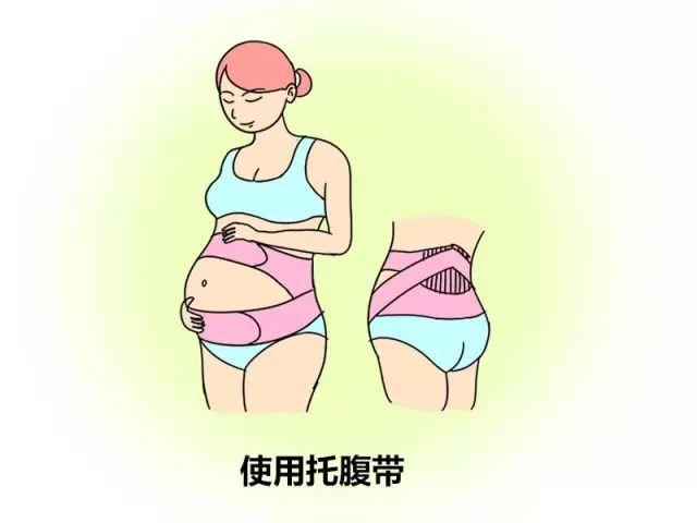 怀孕如何养护腹部?