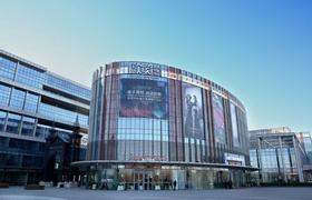 聚美优品天津首店开业 落户欧贸中心