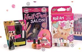 儿童化妆品现质量问题 4款儿童指甲油检出禁用物质