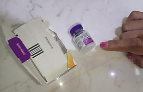 女子盗美容针剂 自行注射致脸部变形视力受损