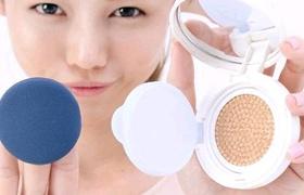 彩妆品牌瞄准护肤市场 气垫BB真的能治青春痘?