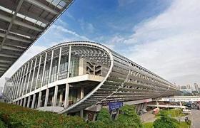 2017广州美博会附近有停车场吗?