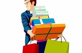 男性网络消费力首超女性 23%男性网上月消费超5千