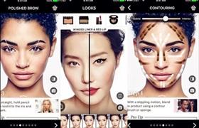 美容行业已开始用AR实现美发和化妆