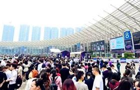 第39届CCBE成都美博会昨日完美谢幕!10月24日,精彩再续!