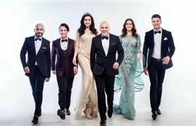 好莱坞明星亲临纹绣大会 国际时尚选美教父导师团全程助力!
