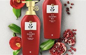 """韩国洗护发品牌""""吕""""在中国市场迎来爆发式增长"""