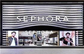 丝芙兰首家亚洲概念店在沪开业 它会成为美妆新零售的未来吗