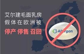 艾尔建毛面乳房假体 在欧洲被禁售