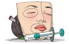 意大利一华人非法美容院被查 疑无医疗资质进行手术