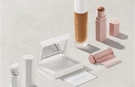 蕾哈娜化妆品品牌推男士彩妆套盒 包含五款明星产品