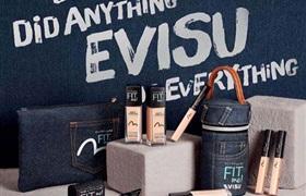 美宝莲纽约携手EVISU带来限量FIT me系列