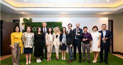卡思曼伯意大利博洛尼亚国际美容展表彰中国美容市场的创新和发展