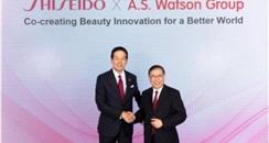 资生堂加强与屈臣氏战略伙伴关系 共同研制创新美容产品