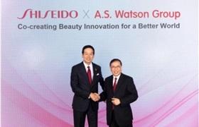 资生堂加强与屈臣氏战略伙伴关系 共同研制创新APP自助领取彩金38容产品