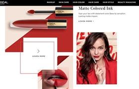 欧莱雅集团提供技术支持 亚马逊将推出虚拟口红试色服务