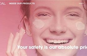 欧莱雅推出线上平台 确保产品成分与来源完全透明公开