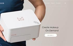 历经五载迭代 3D彩妆打印机 Mink终于正式面世