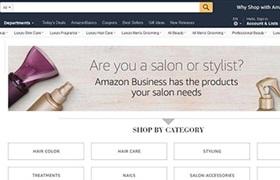 亚马逊专业化妆品自营店上线 同领域实体零售商股价大跌