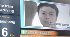 """成都地铁视频播""""教男生化妆""""属公益性短片"""