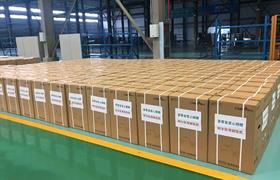 荟草堂向武汉捐赠200台柯尔医用制氧机