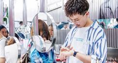千家组团,万人万码,25届上海美博会CBE预登记同比超20%+