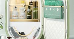 小米有品推出小吉迷你化妆品冰箱
