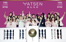 最年轻的上市化妆品公司缘何备受青睐