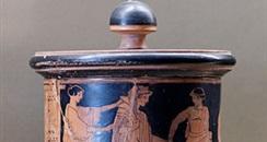 古希腊人的化妆品——奇异危险只为美