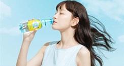 """汉口二厂推出首款口服玻尿酸气泡水""""哈水"""""""