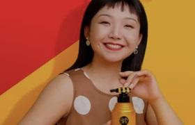 辣目洋子成中国蜂花首位代言人,这一经典国货正在年轻化。